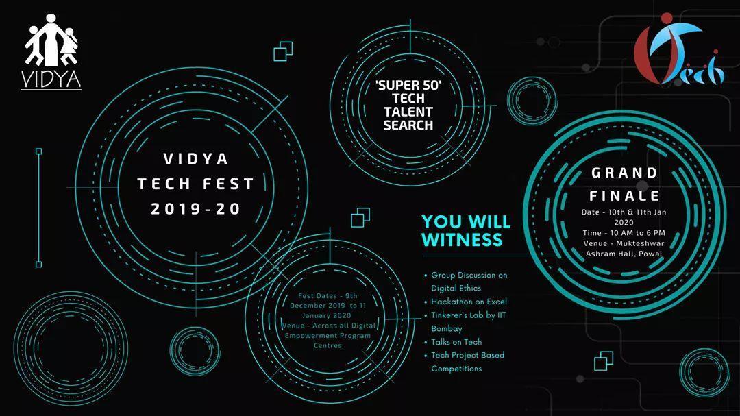 VIDYA Tech Fest 2020