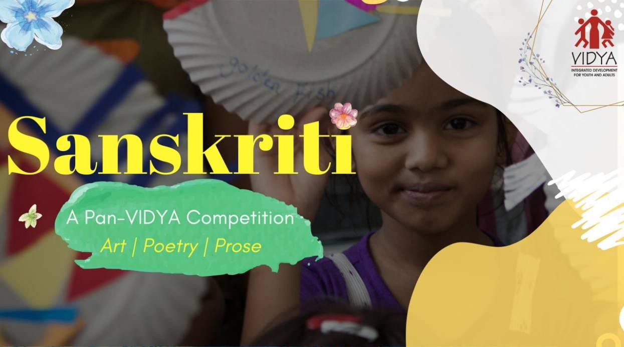 Pan VIDYA Sanskriti Festival- An Annual Virtual Event 2020-21